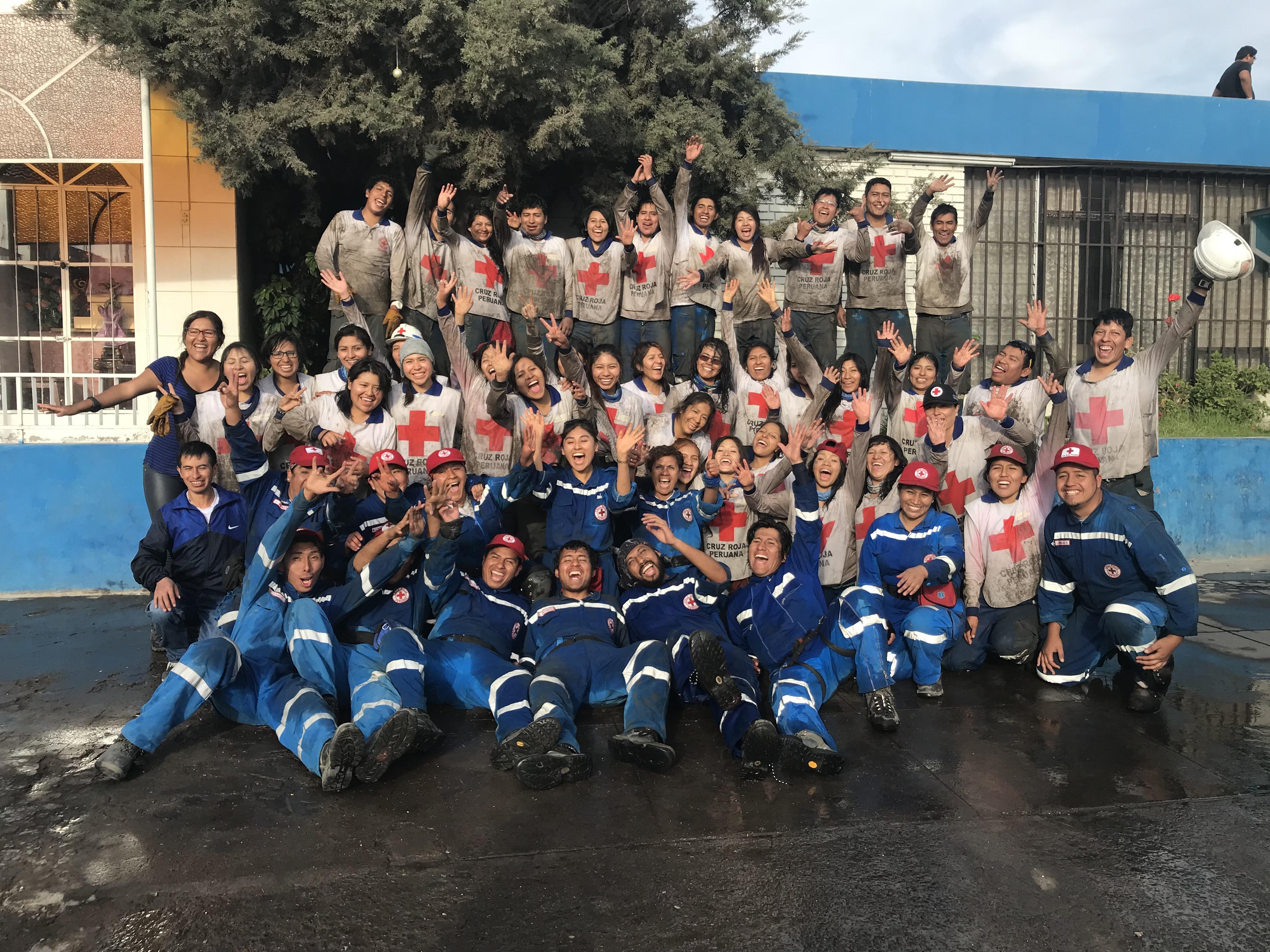 Formar parte del voluntariado más grande a nivel del mundo