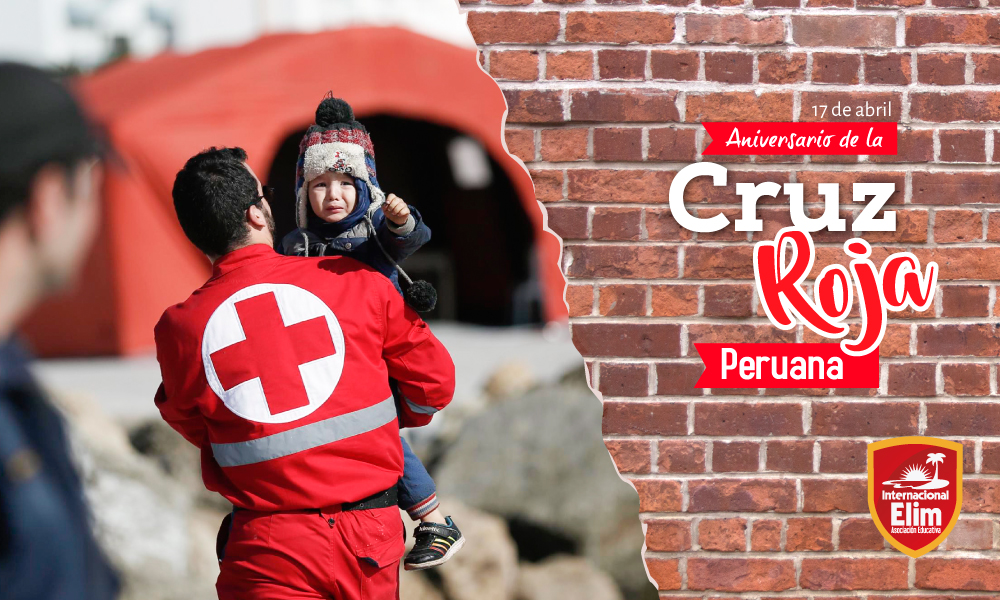 Cruz Roja Peruana cumple 139 Años